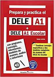 Libro DELE A1